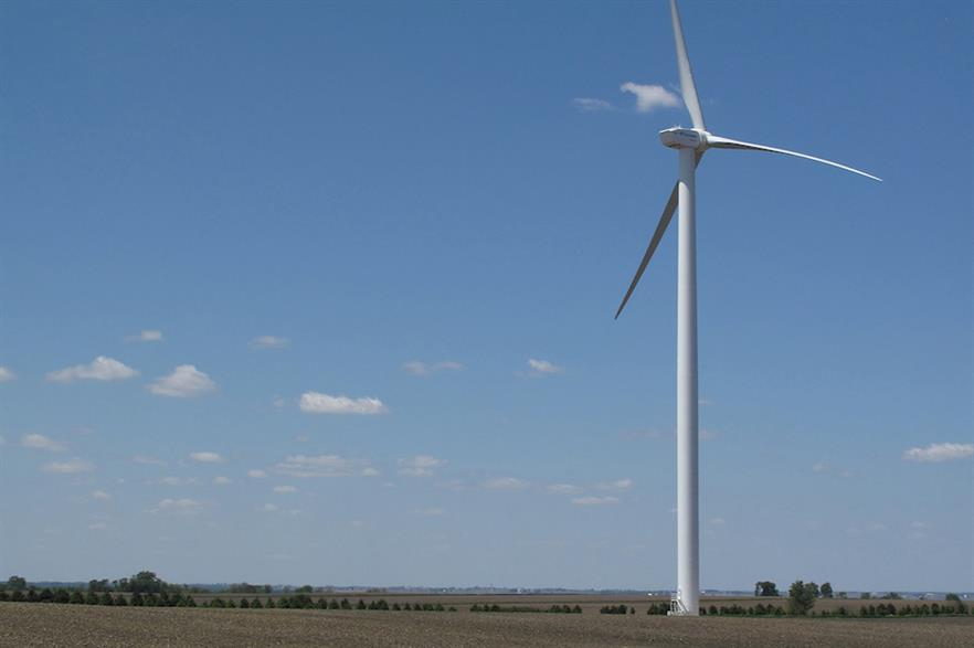 Goldwind will supply 2.5MW turbines for the two sites