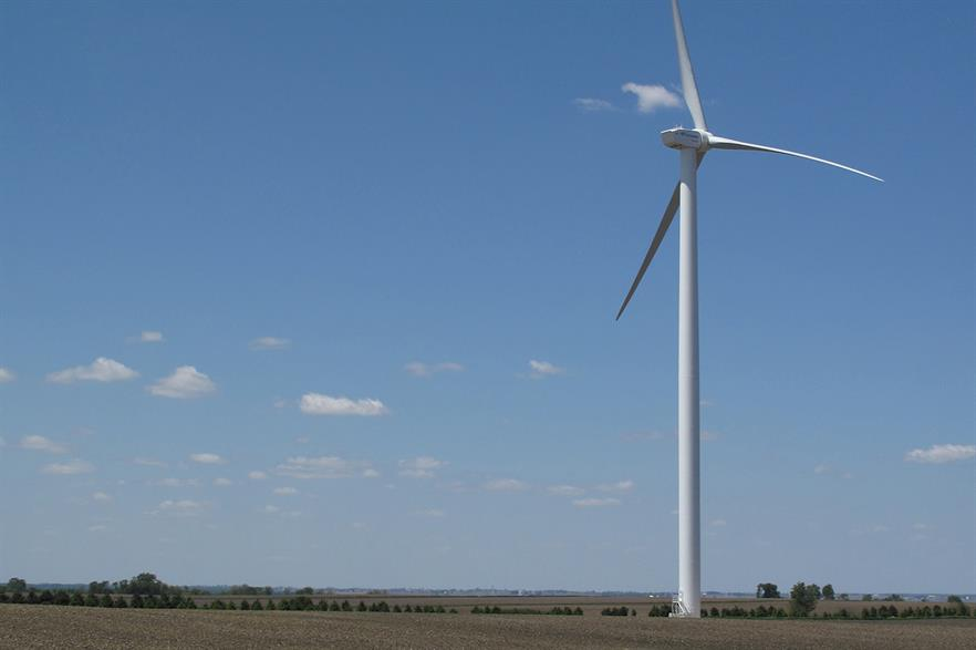 Goldwind's 2.5MW turbine will be installed at the project in Chile