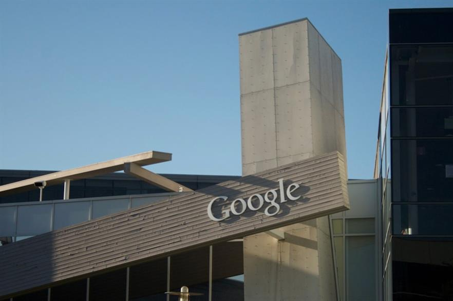 Google aims to source enough renewable energy to power its global operations (pic credit: Luis Villa del Campo)