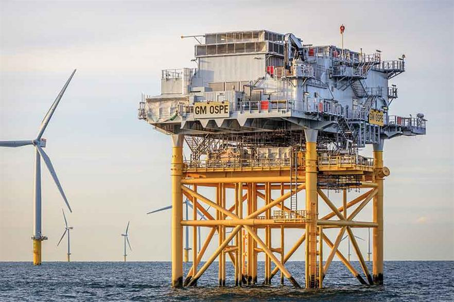Tailor-made… Under the UK's current system, transmission links are designed for each offshore site (pic: Anthony Woodhouse)