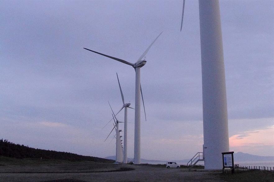 Senvion -- as Repower -- supplied the Hachiryu project in Akita prefecture (pic: HidekiHigano / WikiCommons)