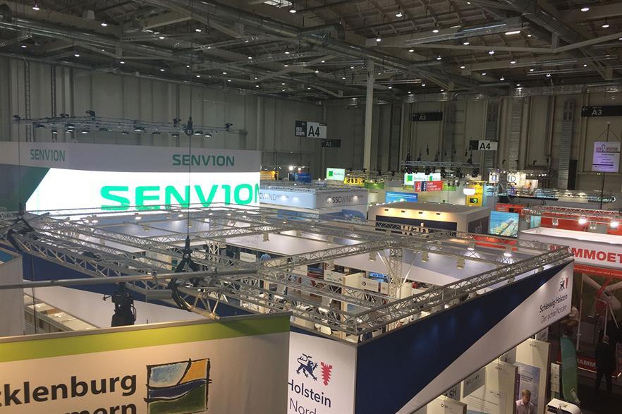 WindEnergy Hamburg enters its second day