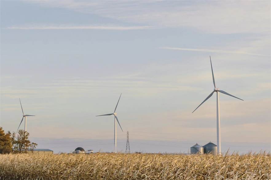 EDPR Canada's Sharp Hills wind farm is due online in 2023