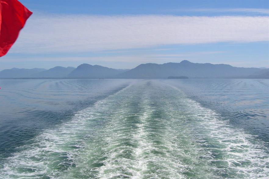 The NaiKun project is planned for the Hecate Strait off British Columbia (pic: WikiCommons / Upyernoz)