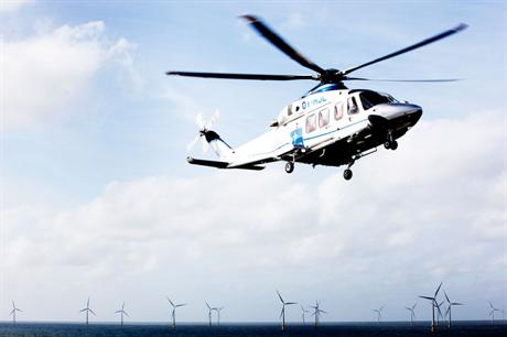 The training covers emergency helicopter response