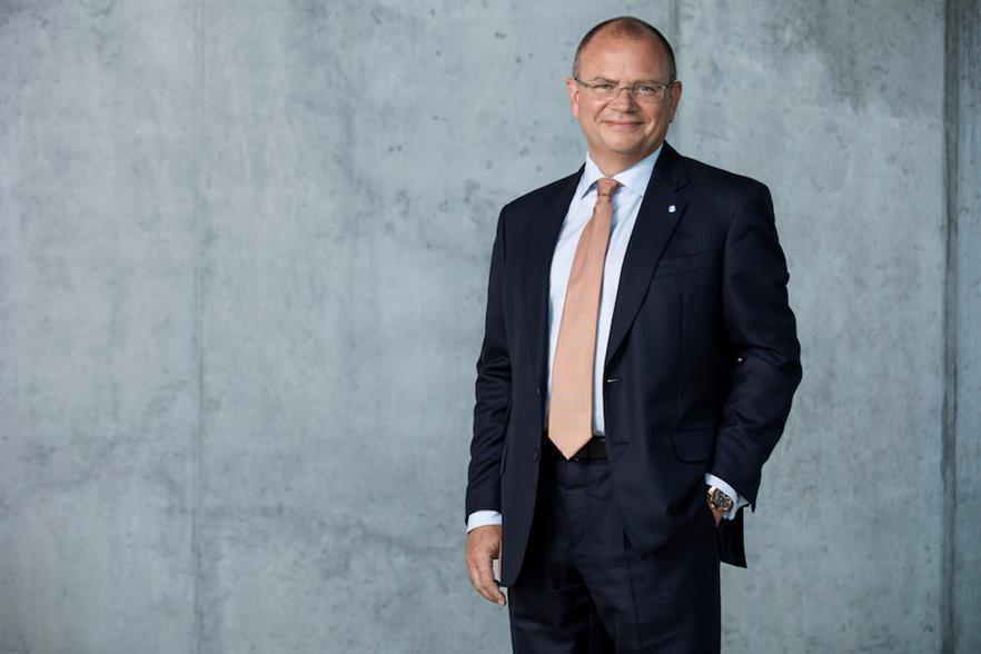 """Despite global challenges, Vestas CEO Henrik Andersen said Q2 was """"commercially, very strong"""" for his company"""