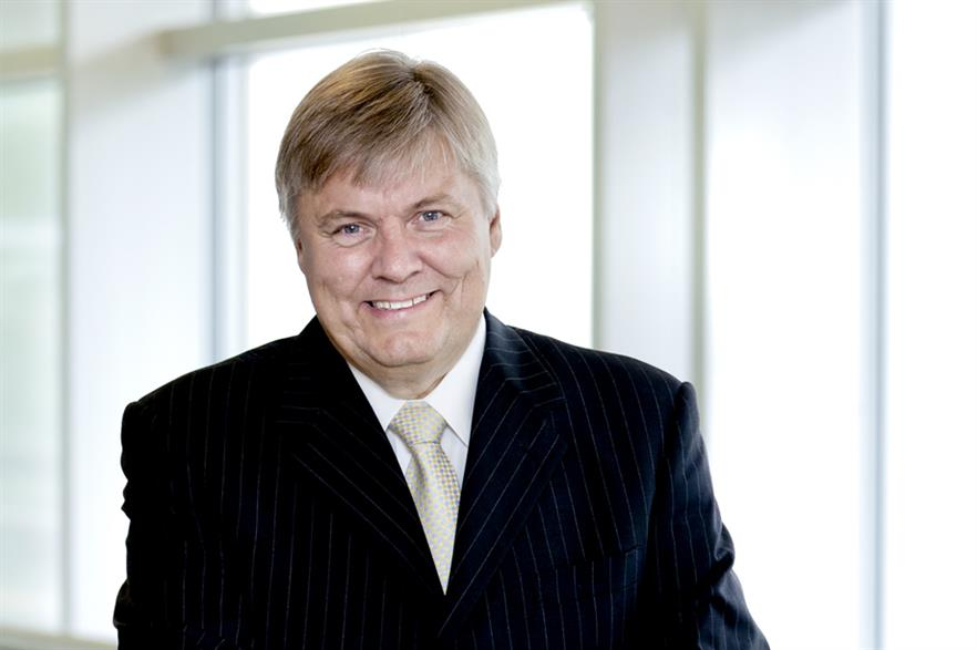 CEO of the new company Henrik O. Madsen