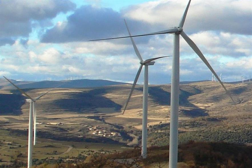 The deal includes the Hiperion II wind farm in Soria