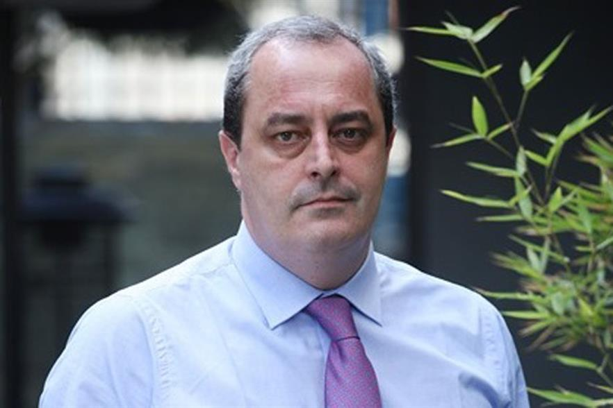 Hipólito Suárez has worked for Gamesa for 14 years