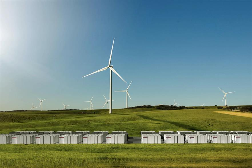 Neoen previously developed the 314MW Hornsdale wind farm, which is attached to a 100MW/129MWh lithium-ion battery