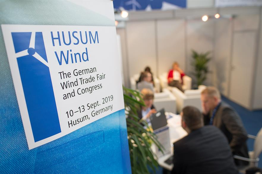 The Husum Wind trade fair and congress takes places 10-13 September 2019