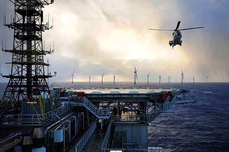 MIxed messages… Equinor's planned 88MW Hywind Tampen floating wind project will power some of the firms's oil and gas fields
