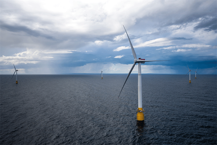 Floating wind will help move offshore into deeper waters further from shore where wind resources are more consistent (pic: Equinor)