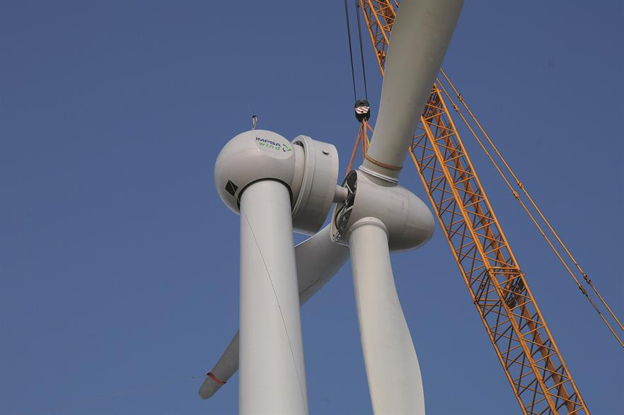Impsa has upgraded its facility in west Argentina to produce turbines