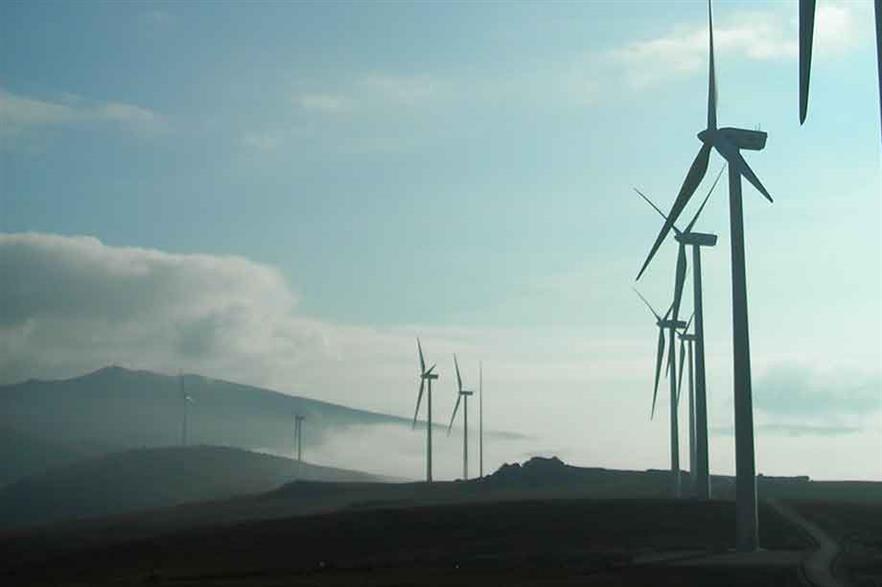 Iberdrola has 15.2GW of non-hydro renewables, mainly wind (pic: Pabloherreros)