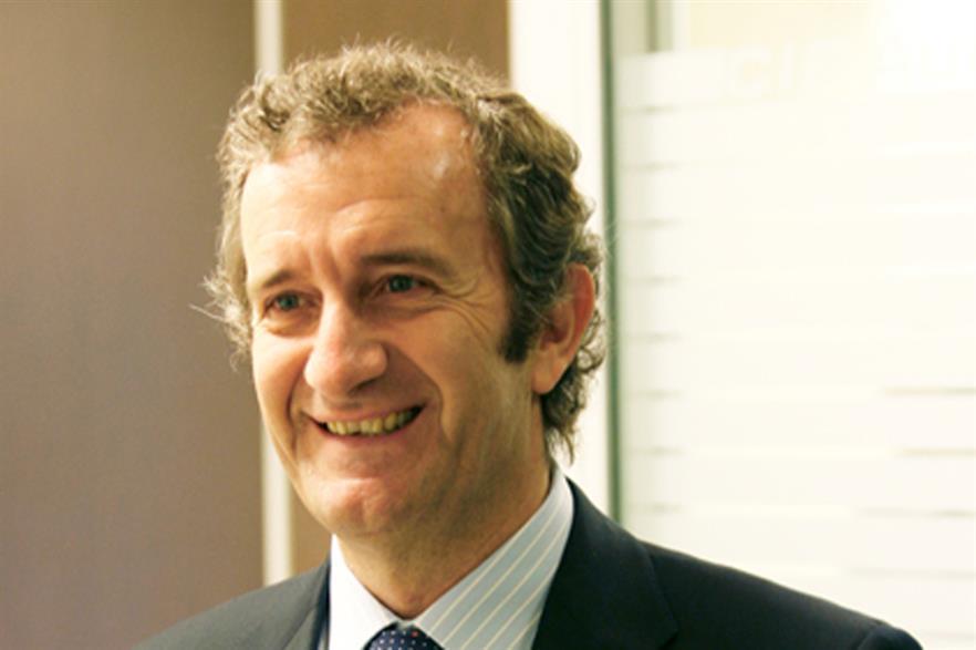 Siemens Gamesa Renewable Energy CEO Ignacio Martin