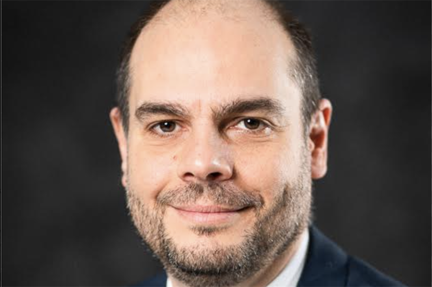 CEO of Nordex's Europe division Ilya Hartmann will take over as the company's CFO from 1 March