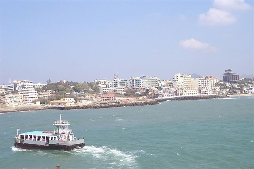 Potential sites have been identified off the coasts of Tamul Nadu (above) and Gujarat