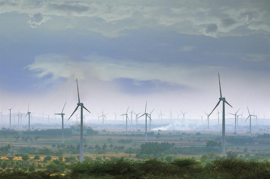 The removal of tariff caps at tenders will open up more areas around India for wind project development (pic: Regen Powertech)