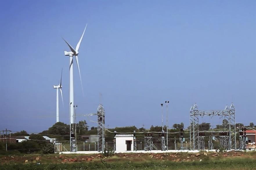 Asia Pacific's cheapest renewables can be found in India, Wood Mackenzie found (pic credit: Inox)