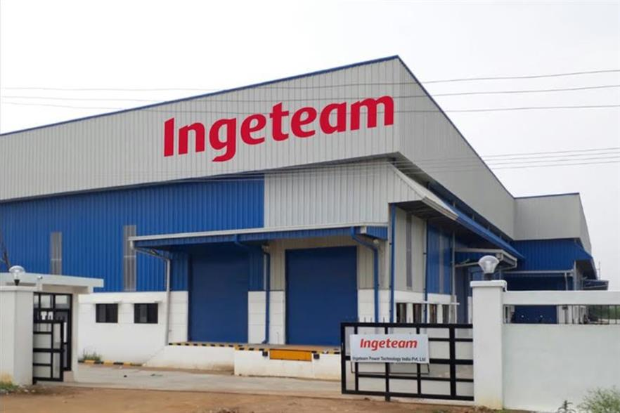 Ingeteam's new facility in Tamil Nadu can be expanded 'on demand', it claimed