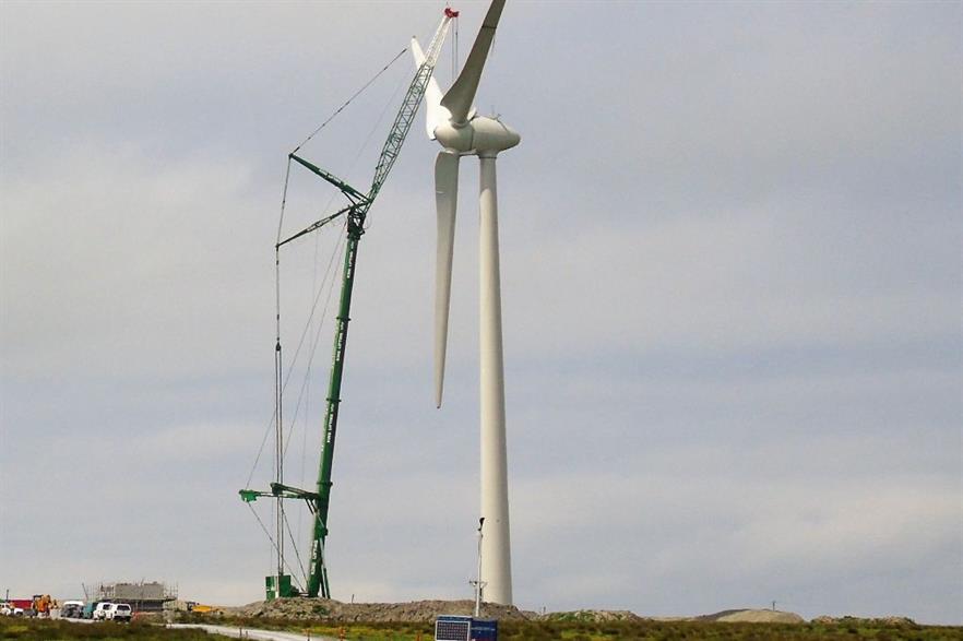 Ireland has added around 50MW of new wind so far in 2019, according to Windpower Intelligence