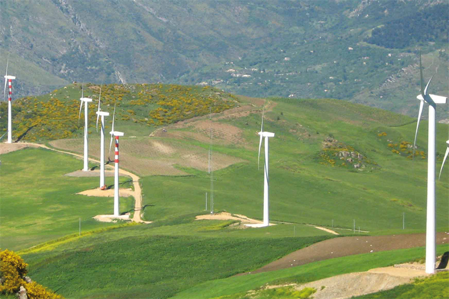 Slow permitting procedure has kept auction participation low in recent Italian tenders (pic: Enel Green Power)