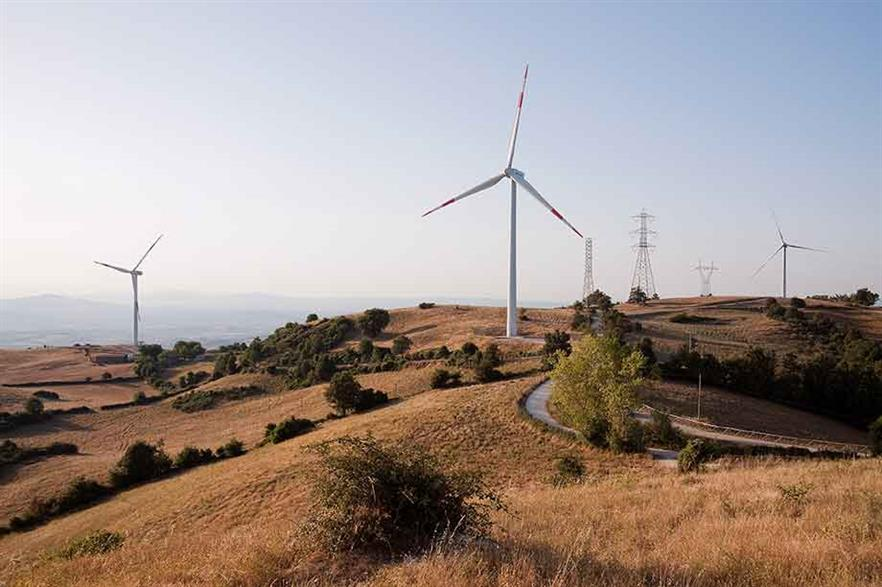 Policy aims need to be backed up by concrete action to attract investors to Italy's wind market (pic: E.on)
