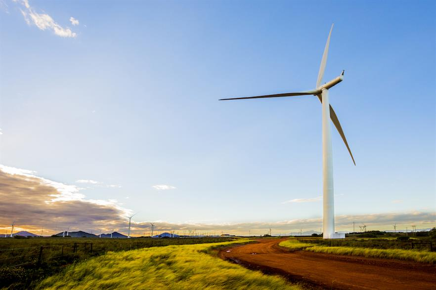 GEED participated in the 138MW Jeffrey's Bay wind project in South Africa