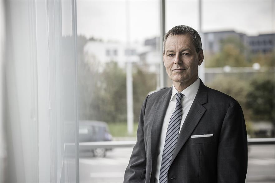 Outgoing MHI Vestas CEO Jens Tommerup