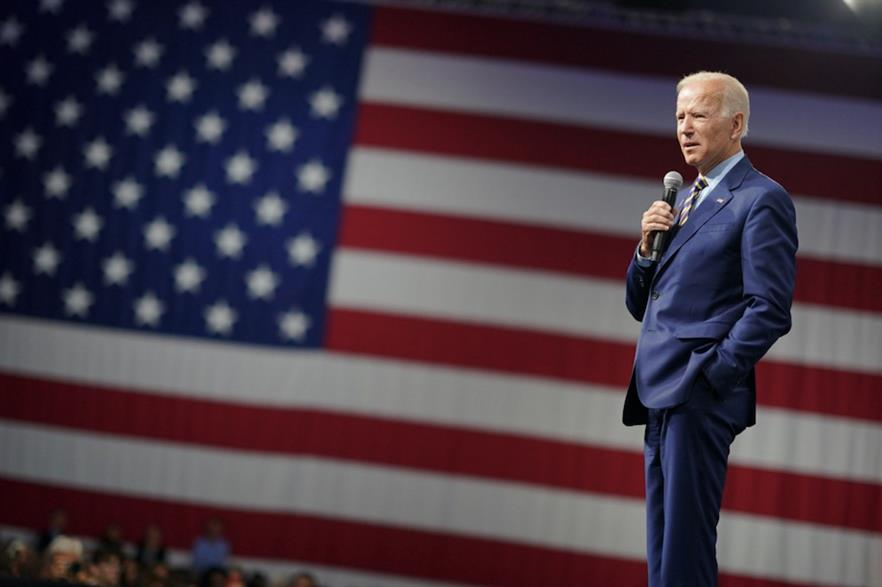 Joe Biden's $2 trillion clean energy and sustainability plan is light on specific details (pic credit: Joe Biden/Medium)