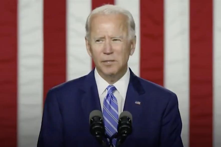 Biden and a group of centrist senators from both major parties agreed to an infrastructure deal late last week