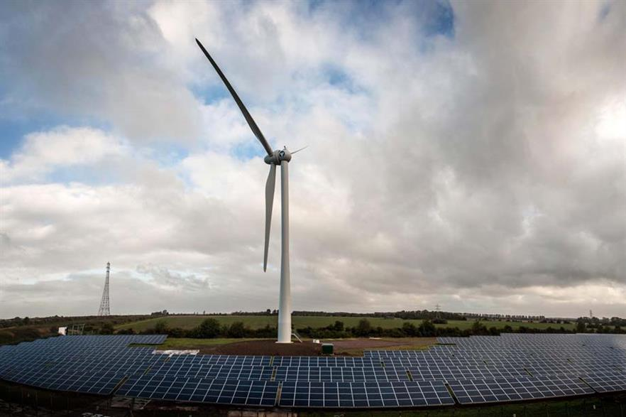 Juwi develops solar PV and wind projects