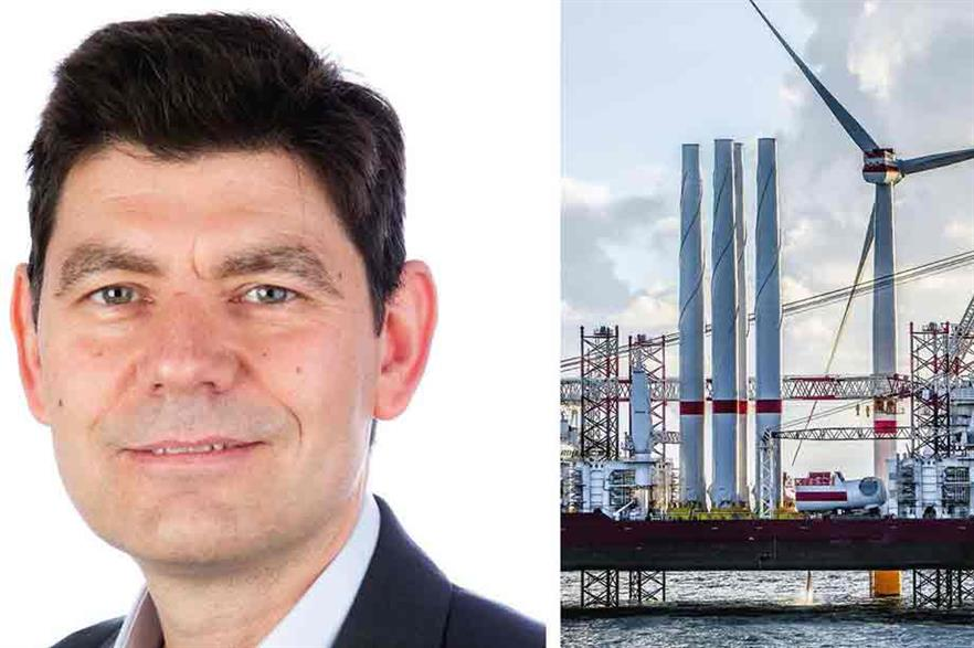 Lars Andersen… Combining his own knowledge of US market with K2's experience of advising offshore projects (pic: K2; Veja Mate)