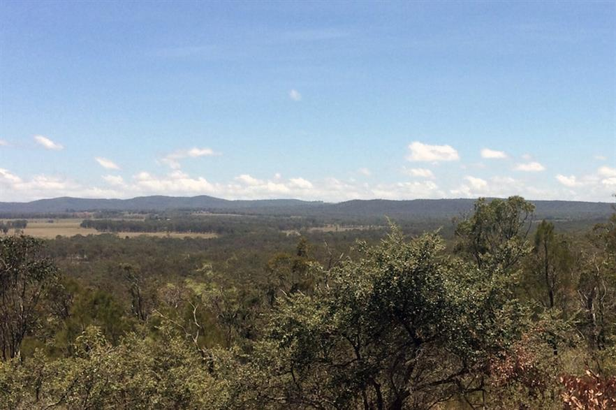 The future site of the Kaban hybrid project in Queensland (pic: Neoen)