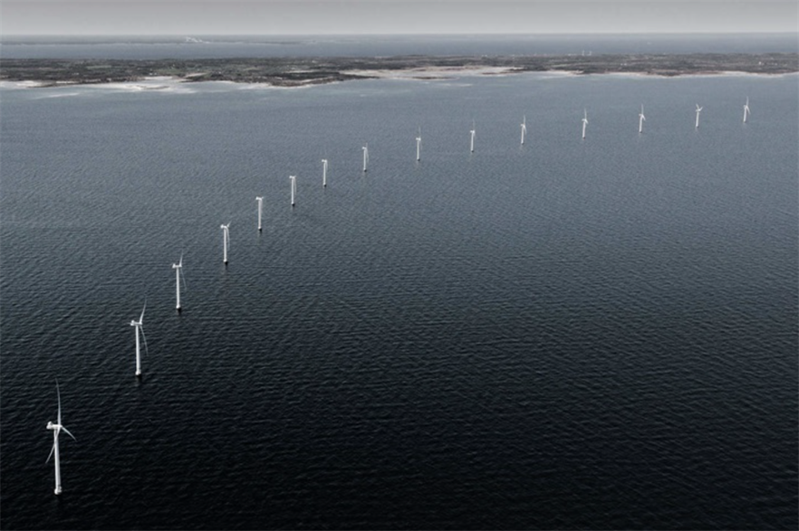 RWE's 48MW Kårehamn wind farm was commissioned in 2013 – the last Swedish offshore wind farm to be fully commissioned