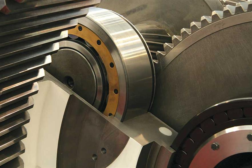 Low speed… Film-forming behaviour of lubricants is vital to bearing lifespan