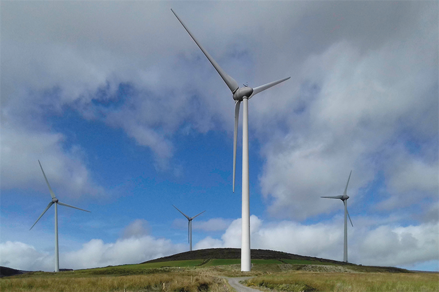 Onshore wind supplied nearly 37% of Ireland's electricity in H1 2020, but 70% renewably sourced electricity by 2030 looks out of reach (pic: Statkraft)