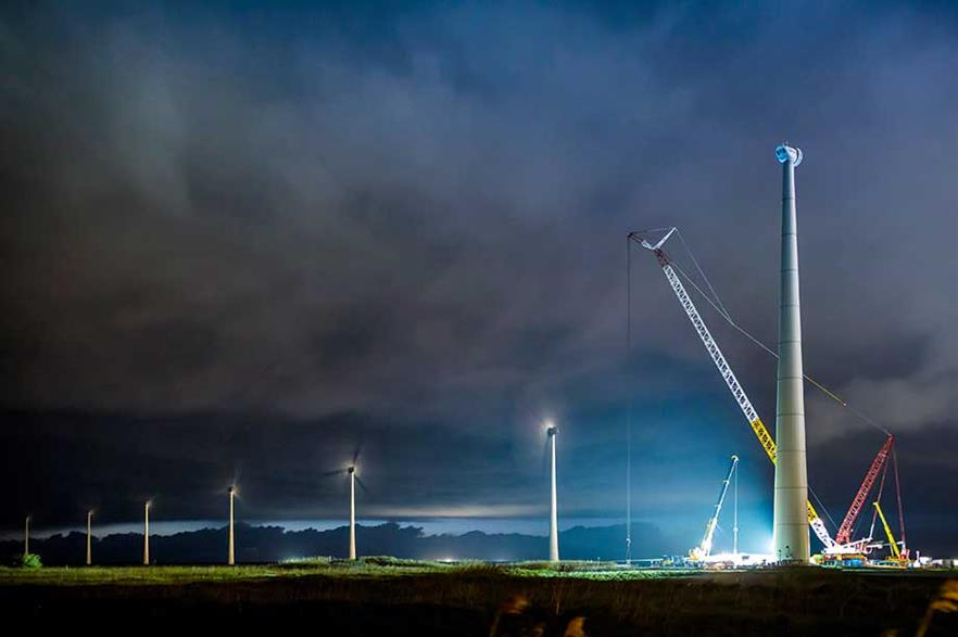 """Future proof …""""If you're setting up a factory that will be at peak production in a year and a half from now it's [best] to go for a 4MW platform,"""" said Sjoerd Sieburgh"""