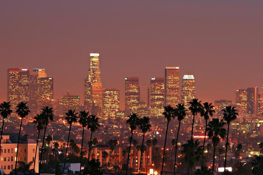 The energy generated would power Los Angeles
