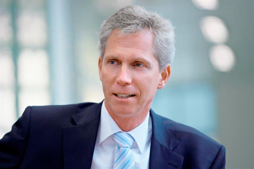 New LM Windpower CEO Marc de Jong