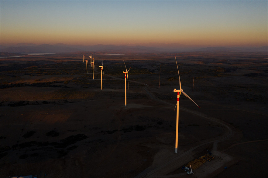 ODPEnergy, which operates the 50MW La Estrella wind farm in central Chile, won a third of the awarded capacity. It plans to develop more than 600MW of wind and solar energy projects