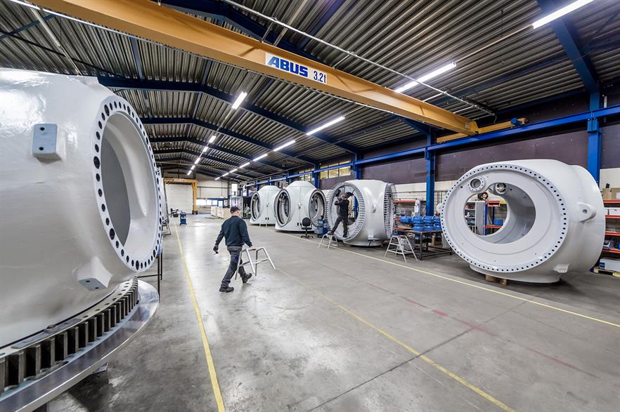 Lagerwey technology will be used at VetroOGK's projects through a JV with parent company Rosatom (pic: Lagerwey/Jorrit Lousberg)