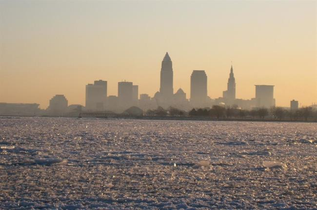 The Icebreaker project will be installed in Lake Erie, near Cleveland, Ohio