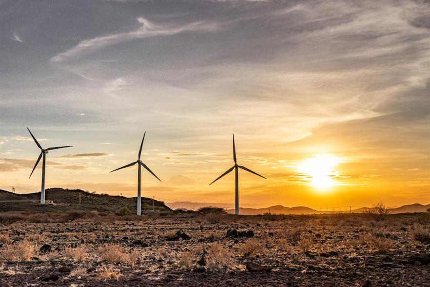 At 310MW, the Lake Turkana project in Kenya is Africa's largest wind farm