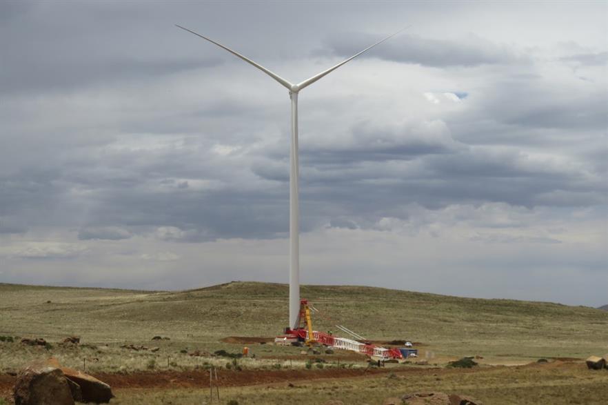 Lekela Power's wind energy portfolio across Africa totals 1.3GW
