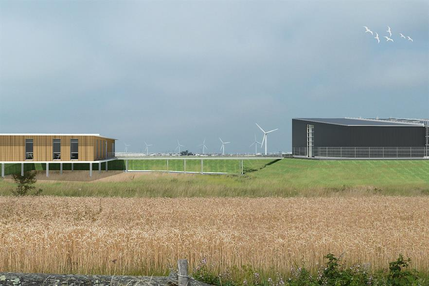 Lhyfe's hydrogen plant will be powered using turbines from a nearby onshore wind project