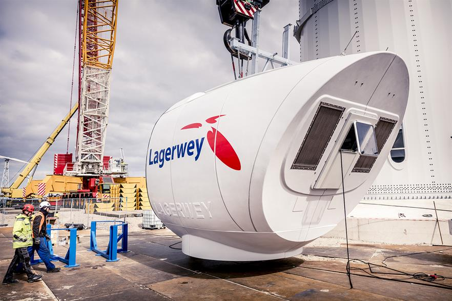 The turbine models jointly developed Enercon and Lagerwey are based on the latter's LP4 direct drive platform (pic: Lagerwey/Jorrit Lousberg)