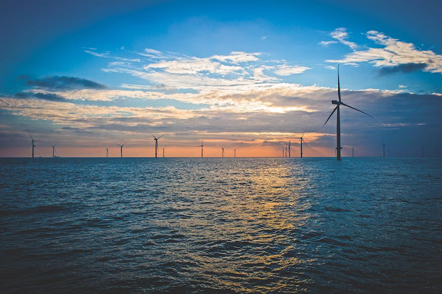 Siemens Gamesa faced a similar lawsuit that pushed back construction of the London Array wind farm for which it supplied turbines