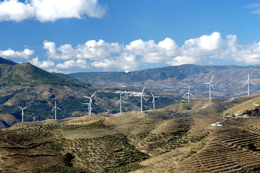 The Spanish wind market showed signs of a recovery in 2019, with 2.3GW of new additions last year (pic credit: Vestas)